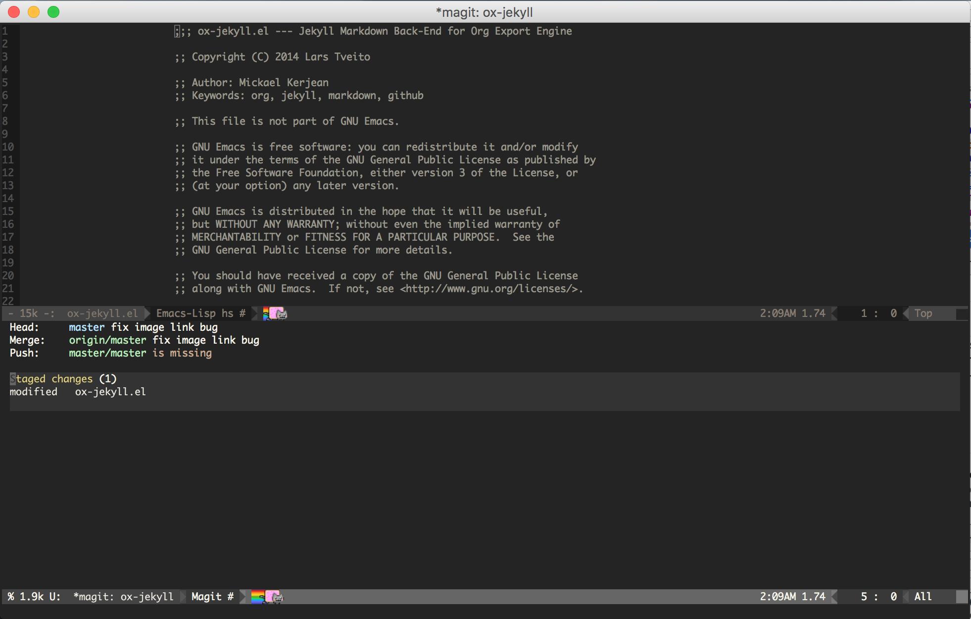 Emacs Tutorial Series - episode 4